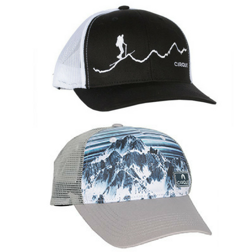 Cirque Mtn. Apparel Hats
