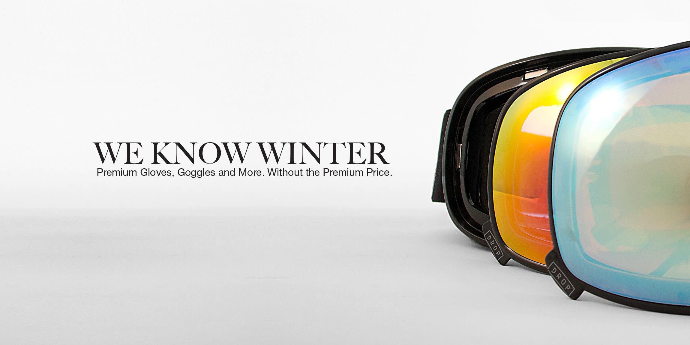 drop Goggles