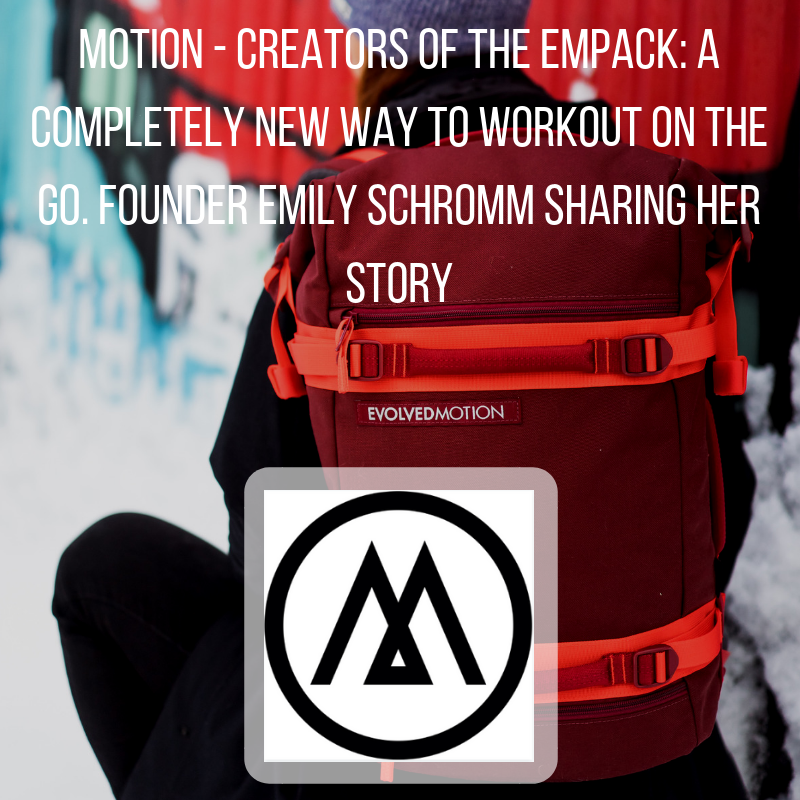 The ReddyYeti Podcast EP_ #129 Evolved Motion - Creators Of The EmPack_ A Completely New Way To Workout On The Go. Founder Emily Schromm Sharing Her Story.png