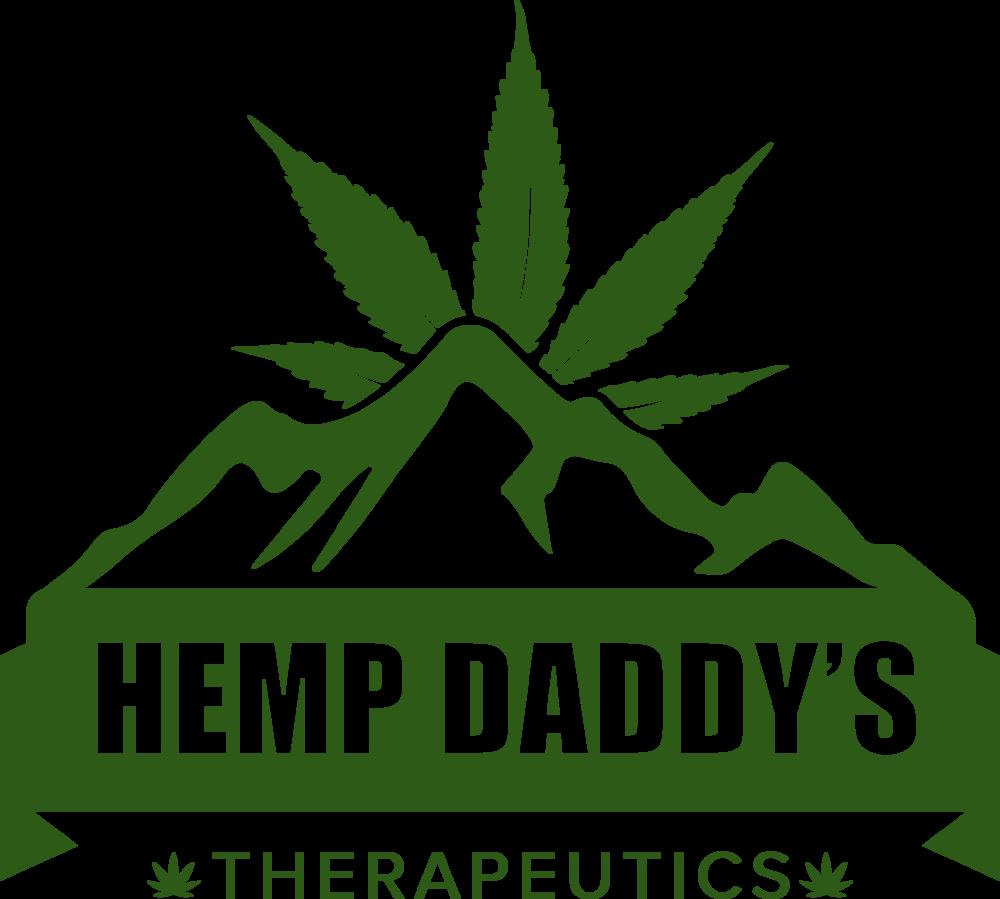 Hemp Daddy's Logo png