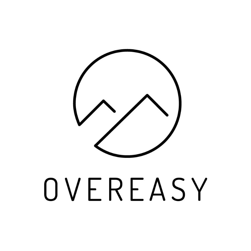 Overeasy PNG logo