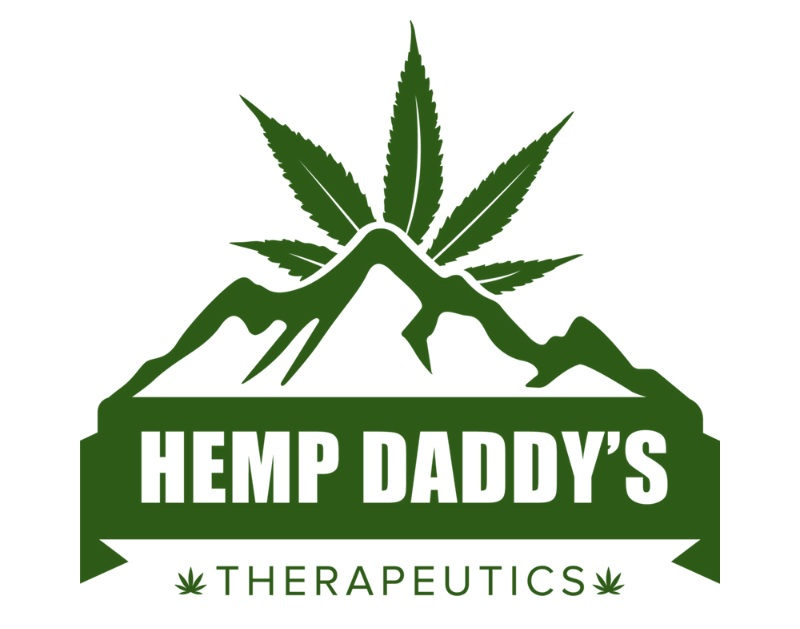 Hemp Daddy's Logo png