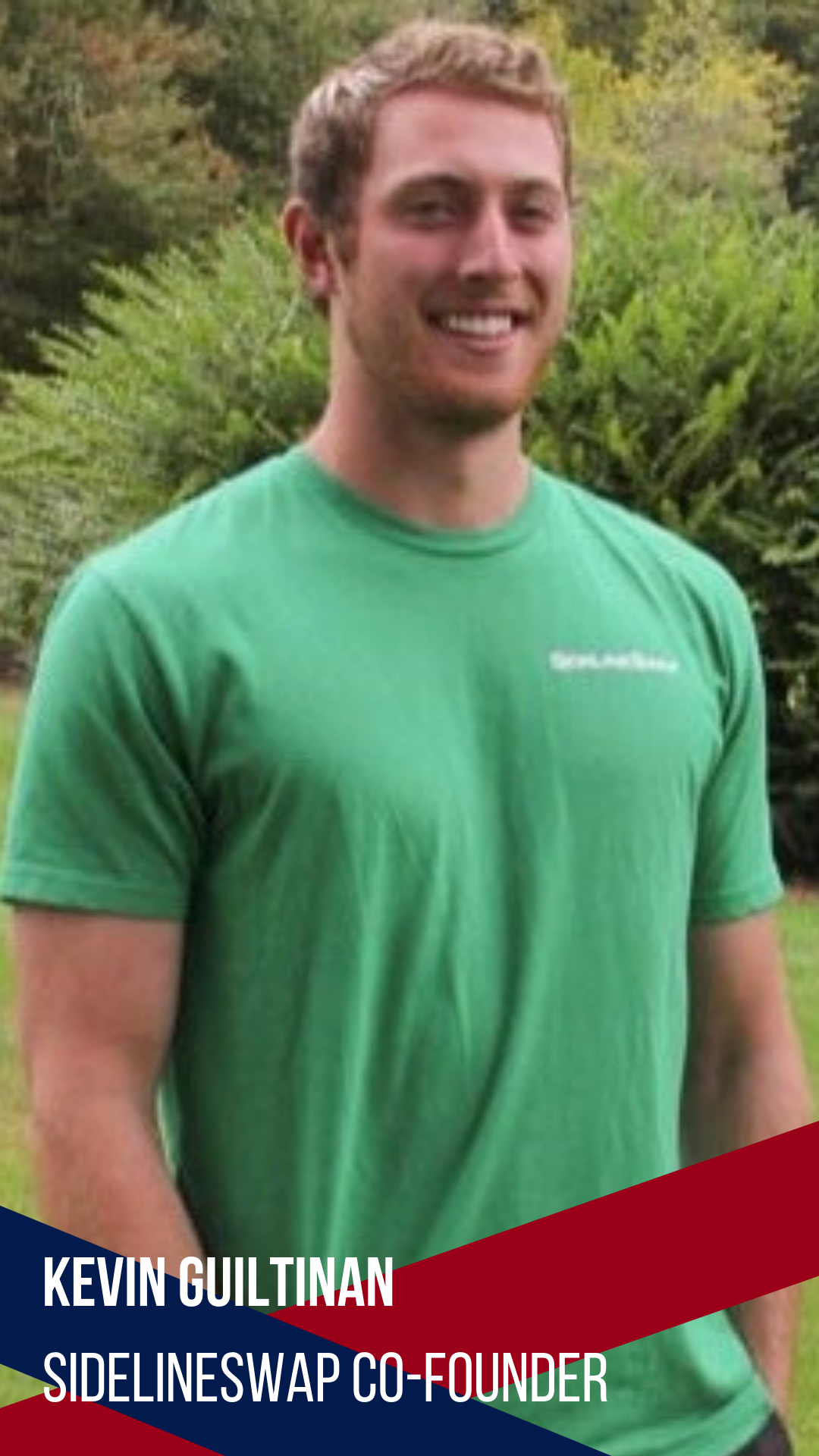 Kevin Guiltinan ReddyYeti