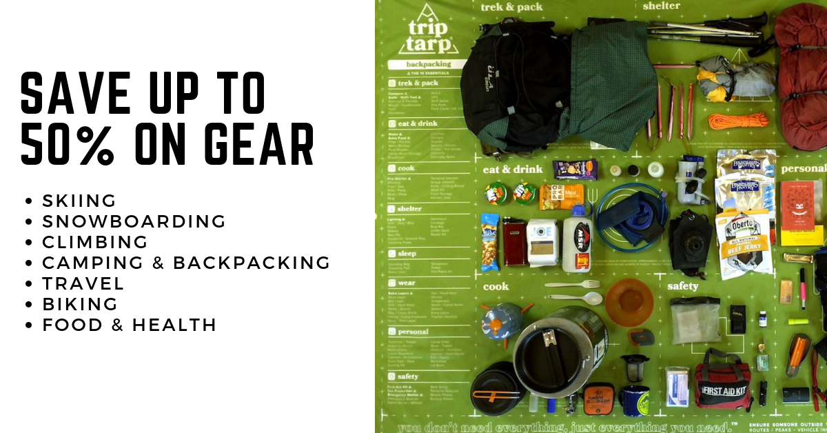 Save on Gear