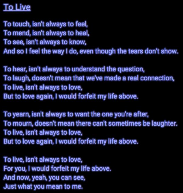 To Live Lyrics.jpg