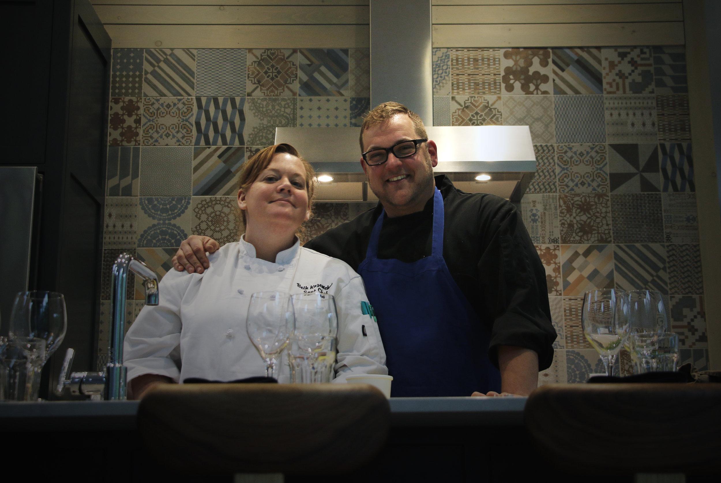 Culinary Dream Team