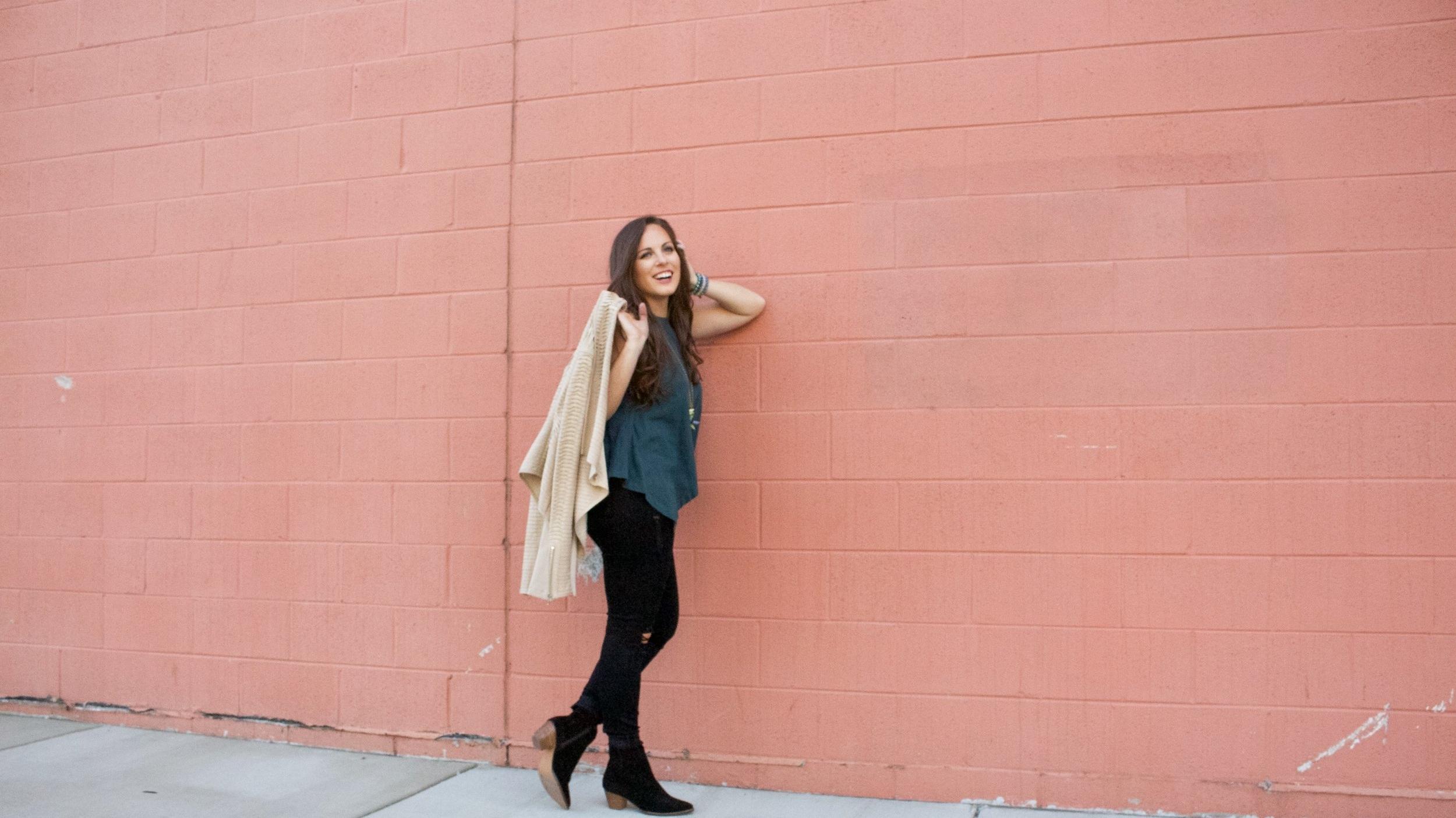 Photos + Glam: Brittany Dodds | Styled: Ally Barrett