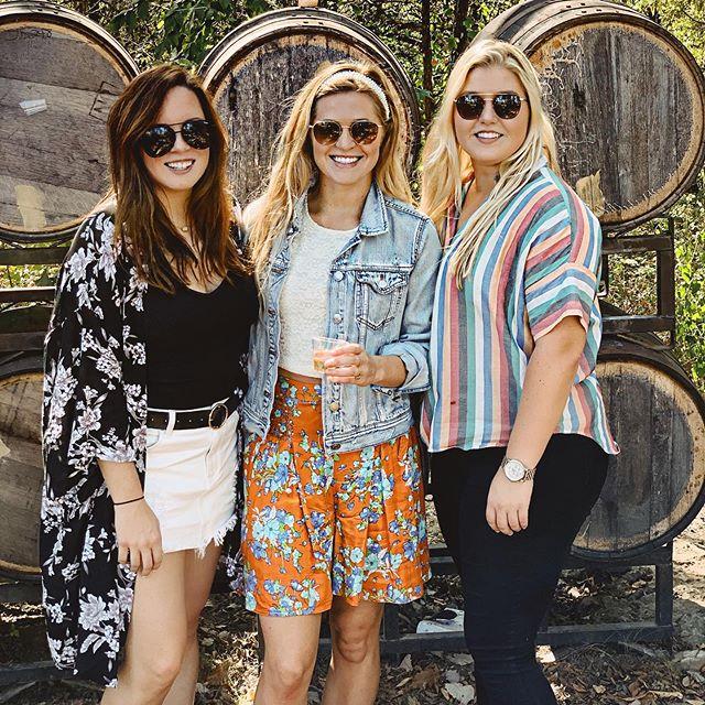 wine 🍷 cheese 🧀 nap 💤 repeat ♾ - #wine #weekend #saturday #arringtonvineyards #nashville #girlgang #squad