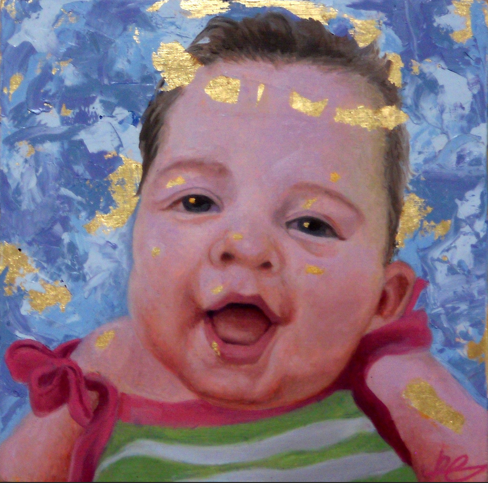 """Portrait of a Baby"""
