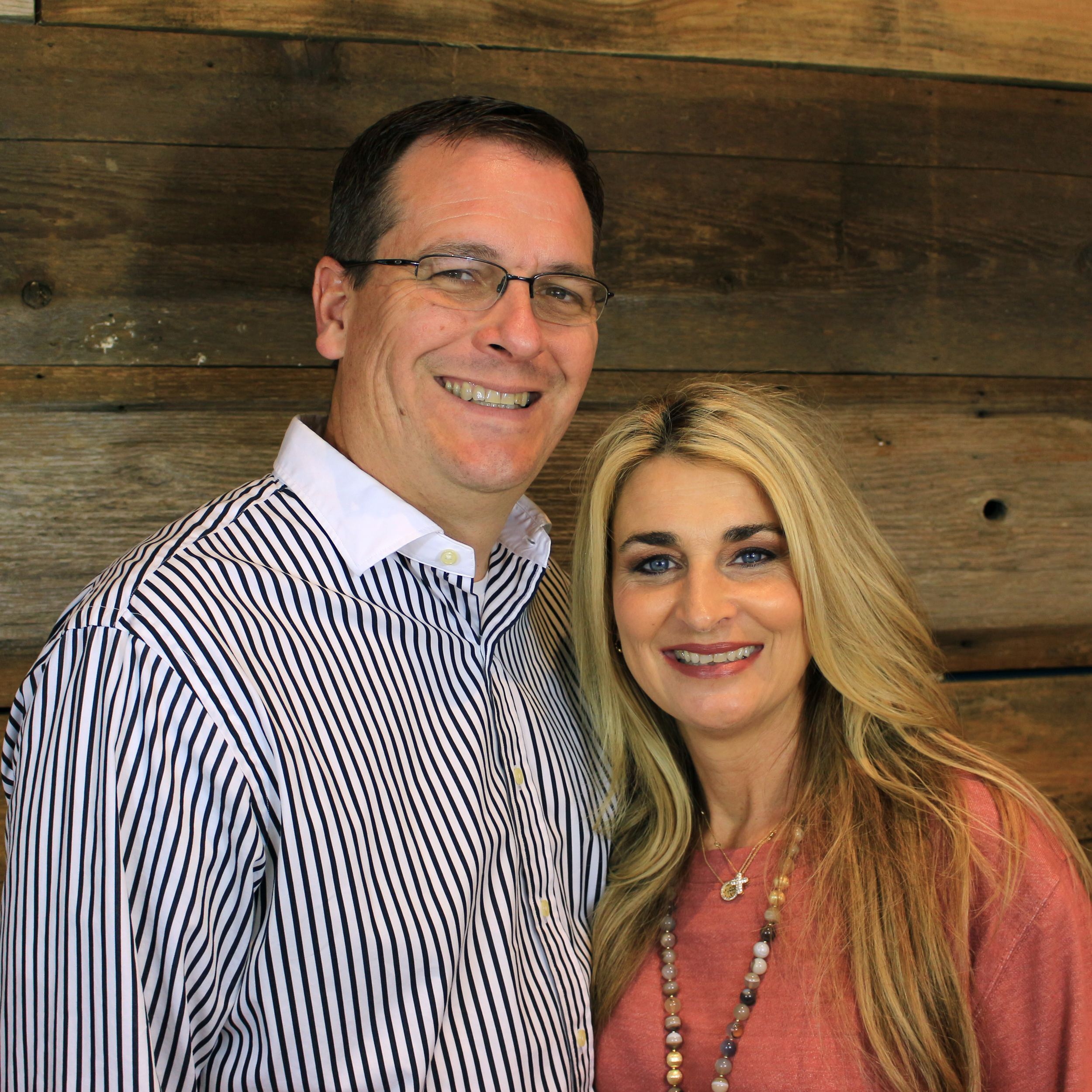 Jeff & Tammy McKneely - Jeff and Tammy's heart and call is to see Amite redeemed for the Kingdom of God, to see the Good News of the Kingdom preached to the ends of the Earth, and to see the Jewish people welcome their Messiah. They believe that this is best achieved by letting the world see how we love each other and love them. At House on the Rock, they have fostered an environment of being open and real and allowing God to be God in our lives.