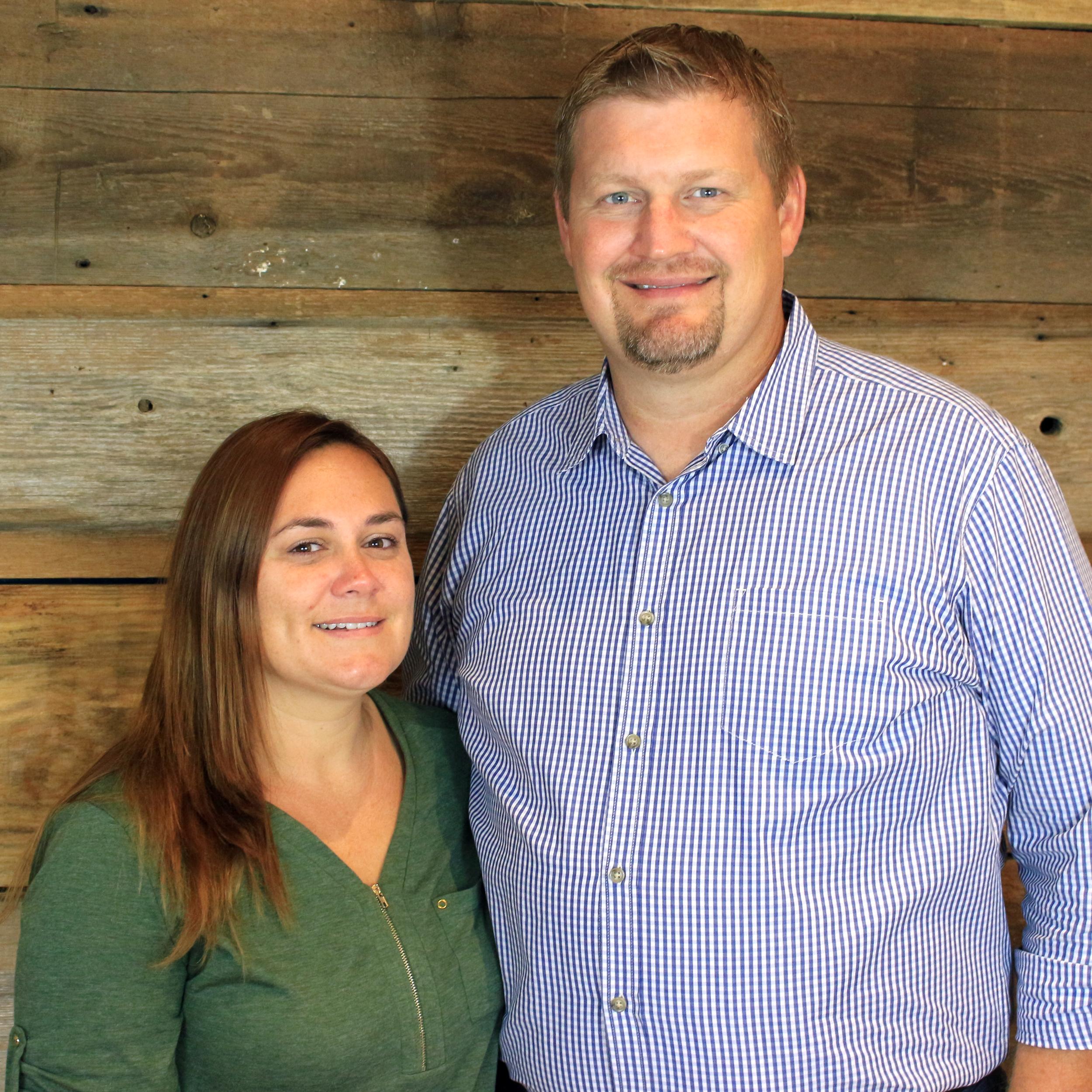 Ellen & Nathan Burford - Mission Team Leaders