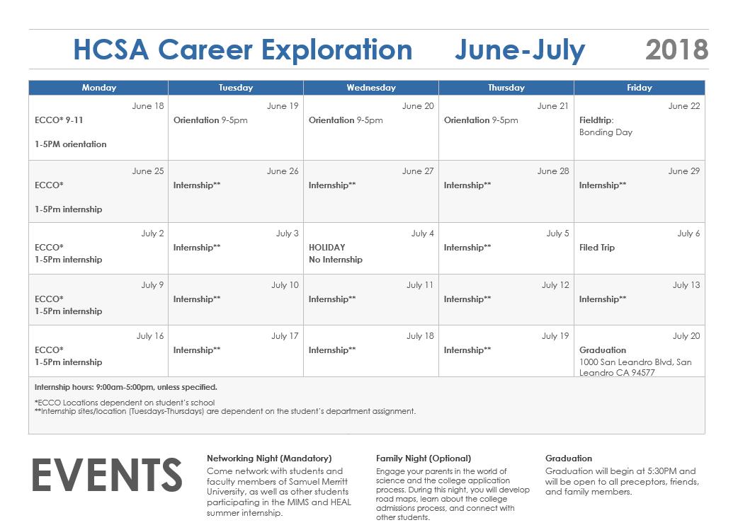 HCSA Intern 2018 Calendar.PNG