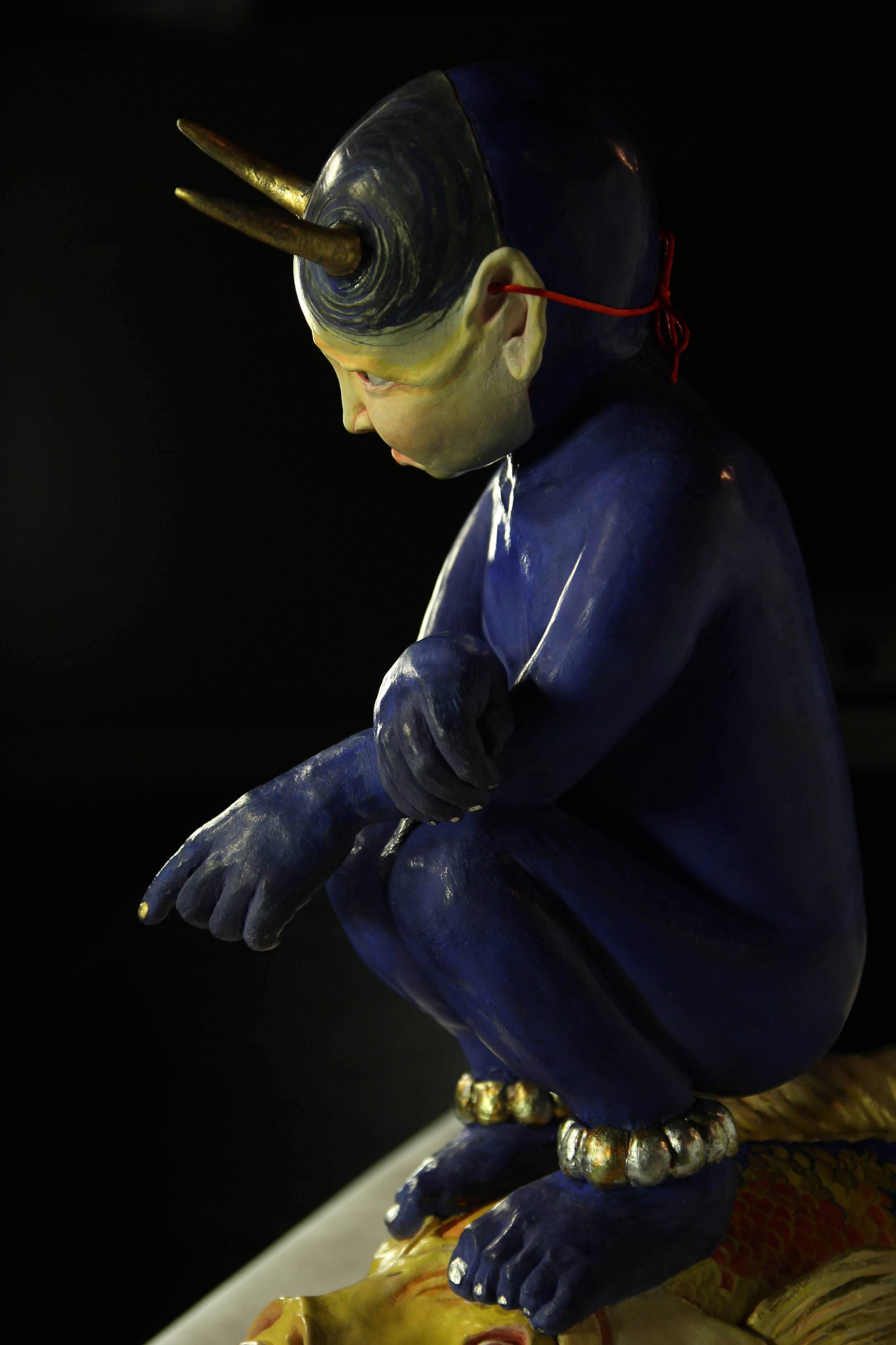 Kokoro no Oni (detail)