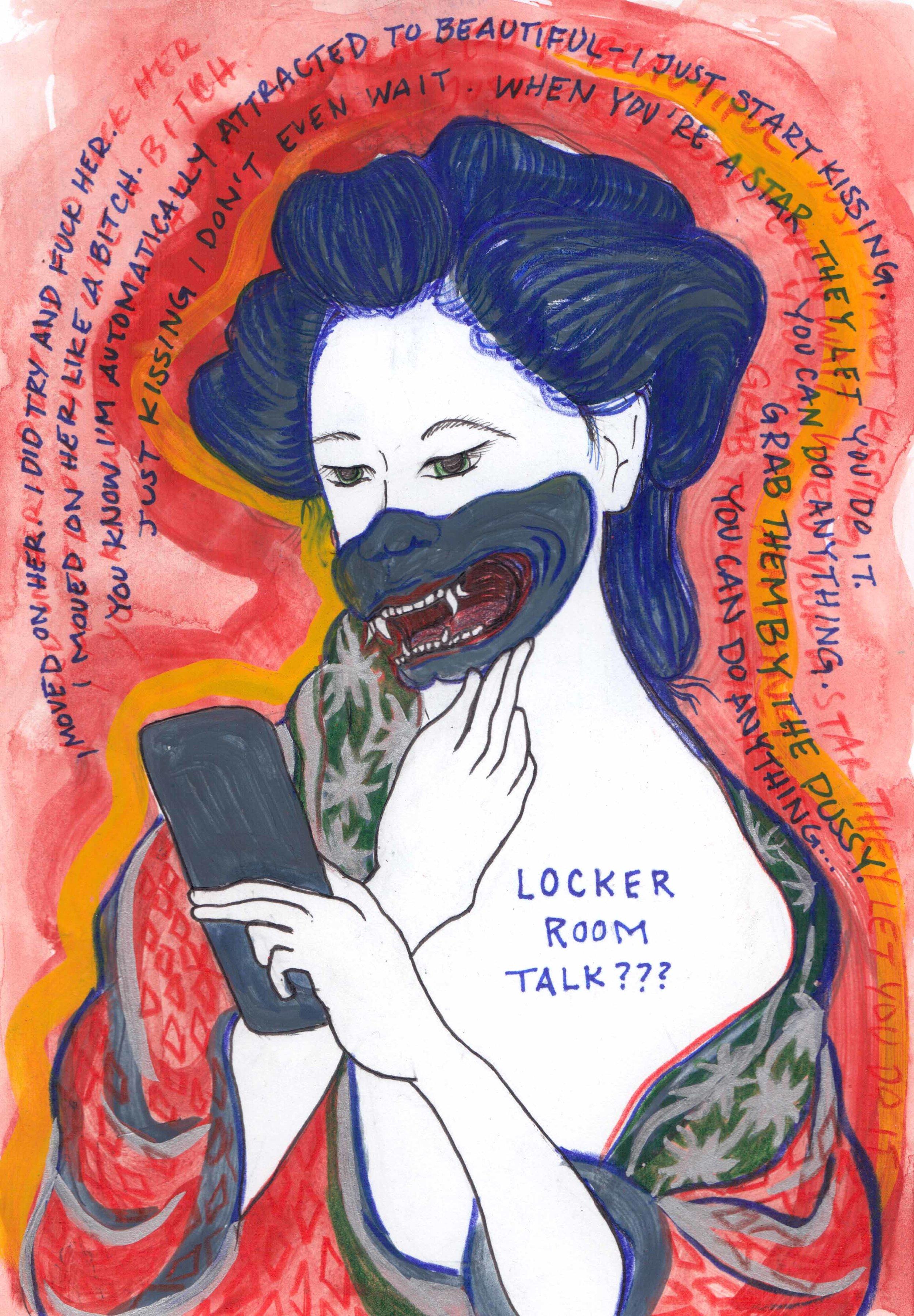 Millennial Fail: #LockerRoomTalk