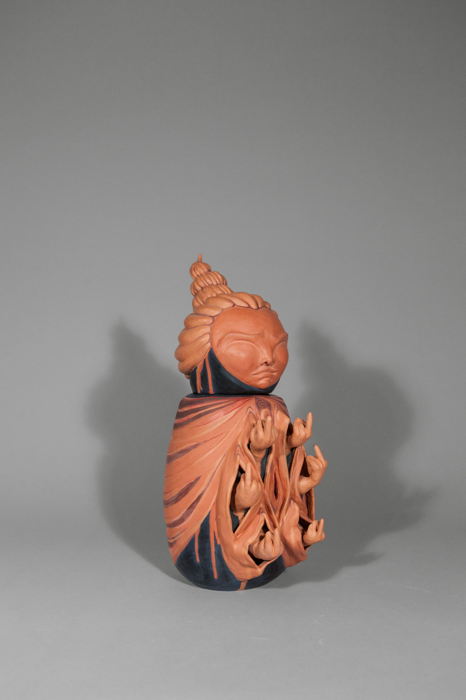 Venus Jar 1 (detail)