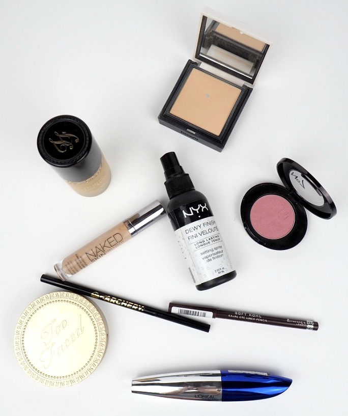 Daily Make Up Routine 1