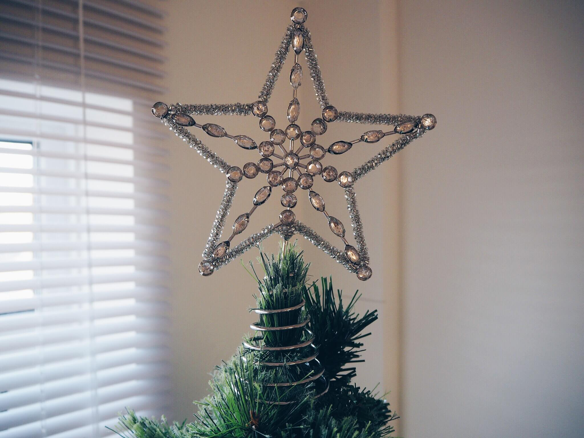 My super beautiful star (from the White Company)