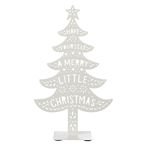 Have Yourself A Merry Little Christmas Tree