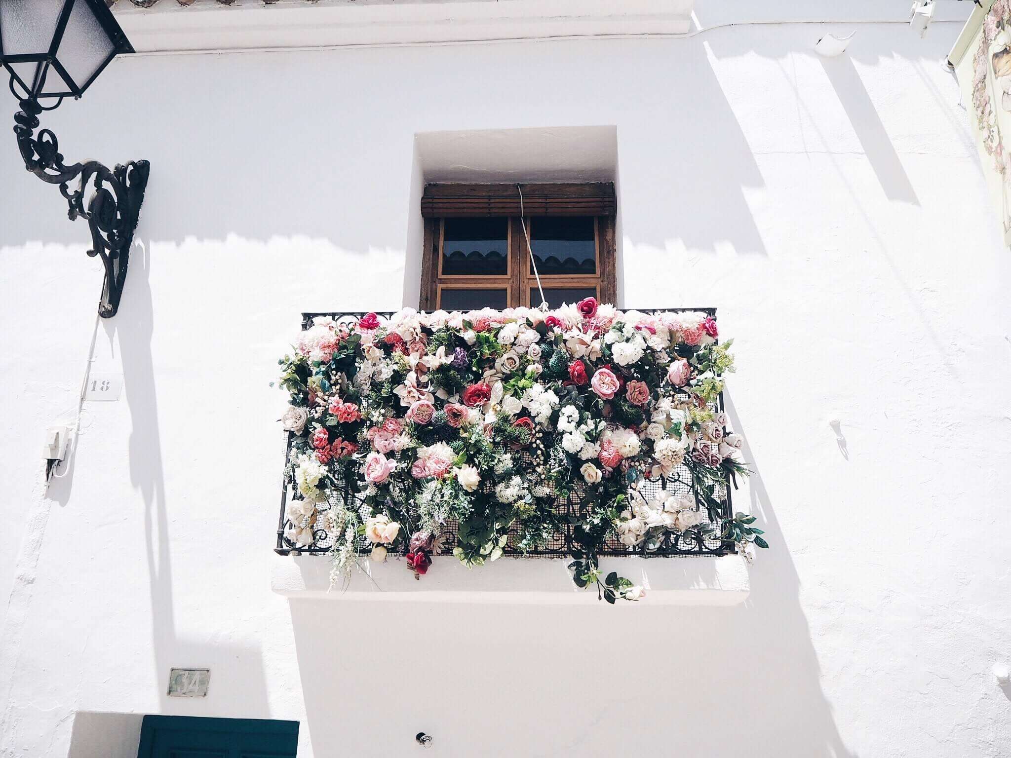 beautiful balconies -