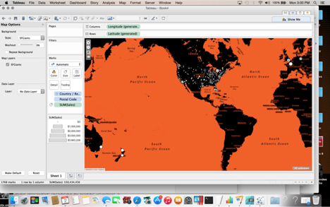 your tms in Tableau