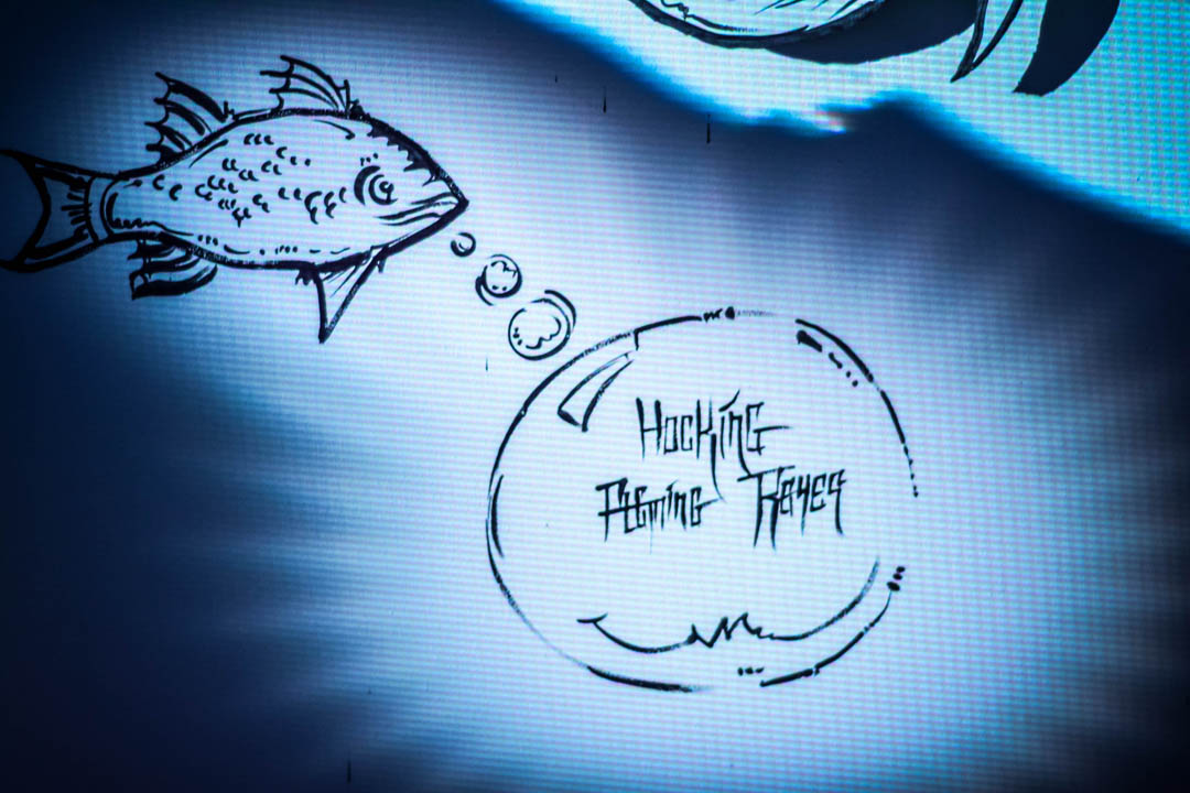 Fish at Crosstown Arts