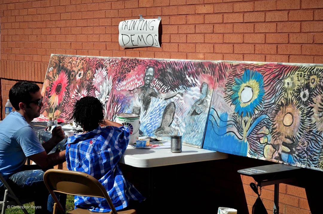 Arts Pop Up Frayser