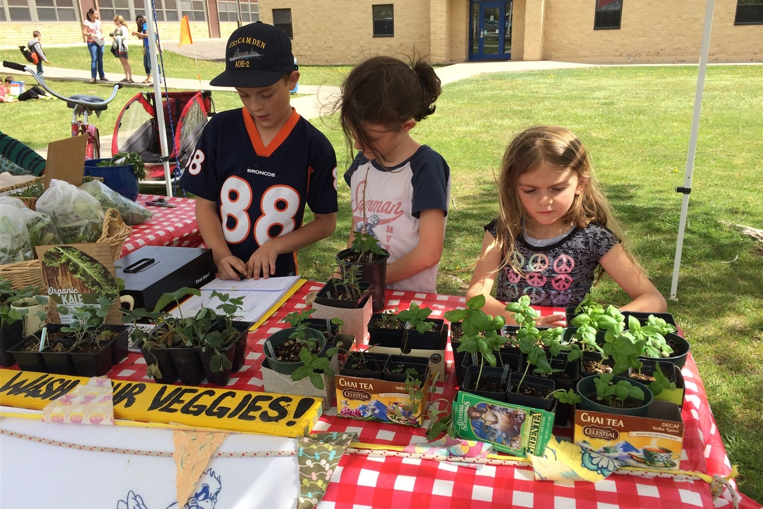 Mancos Youth Farmers Markets