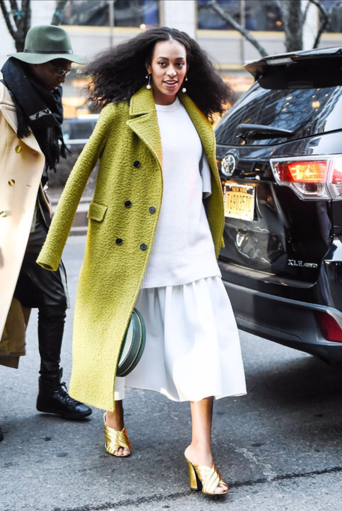 SOLANGE KNOWLES IN RYAN ROCHE