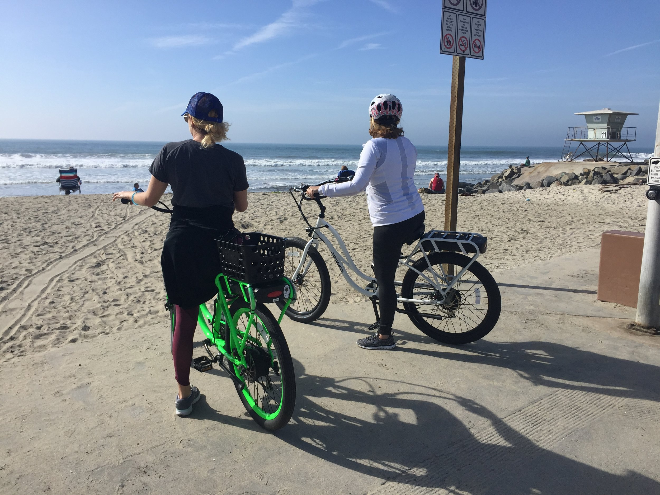 Bike and Helicopter Tour San Diego