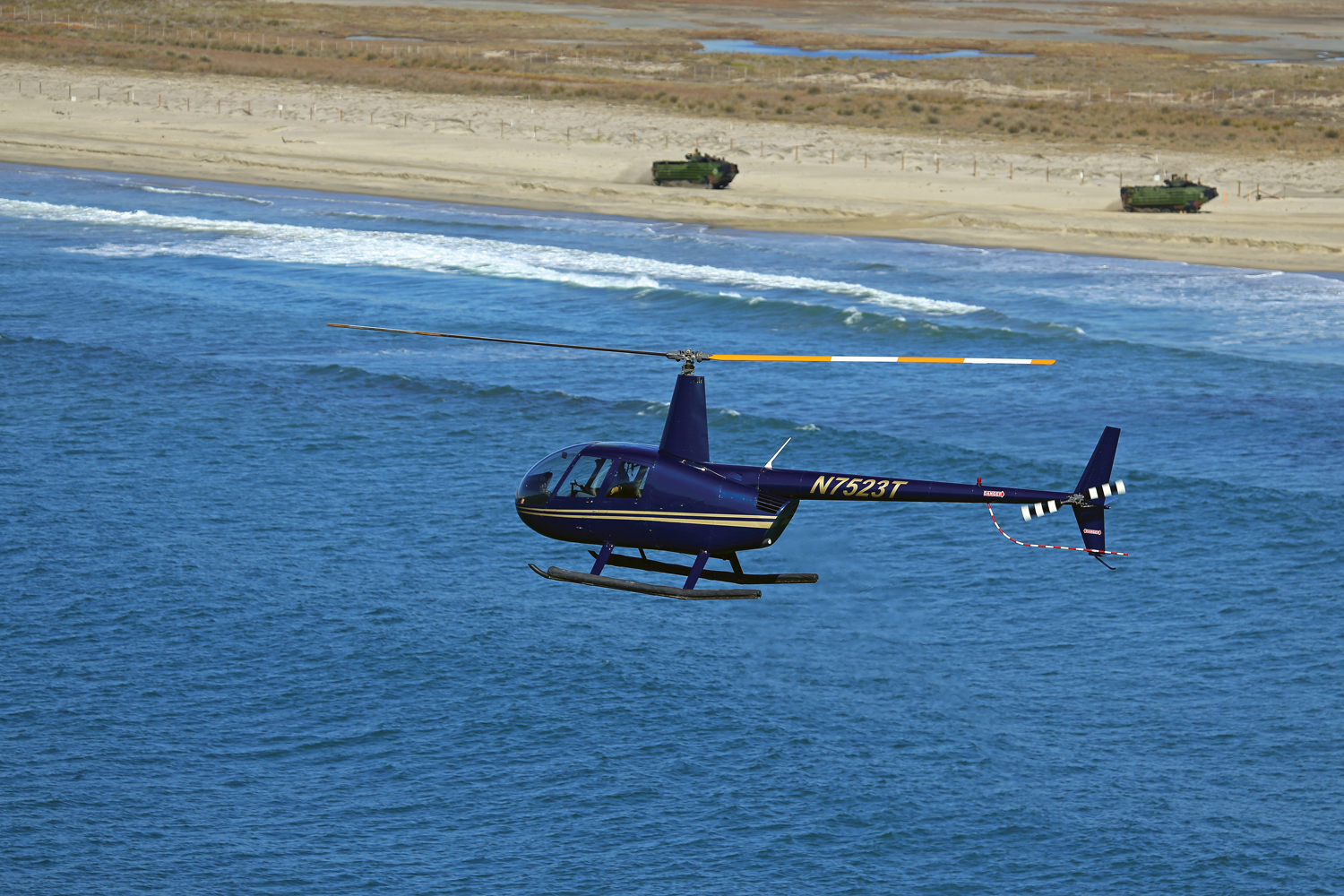 San Diego Helicopter Tours and Helicopter Charters