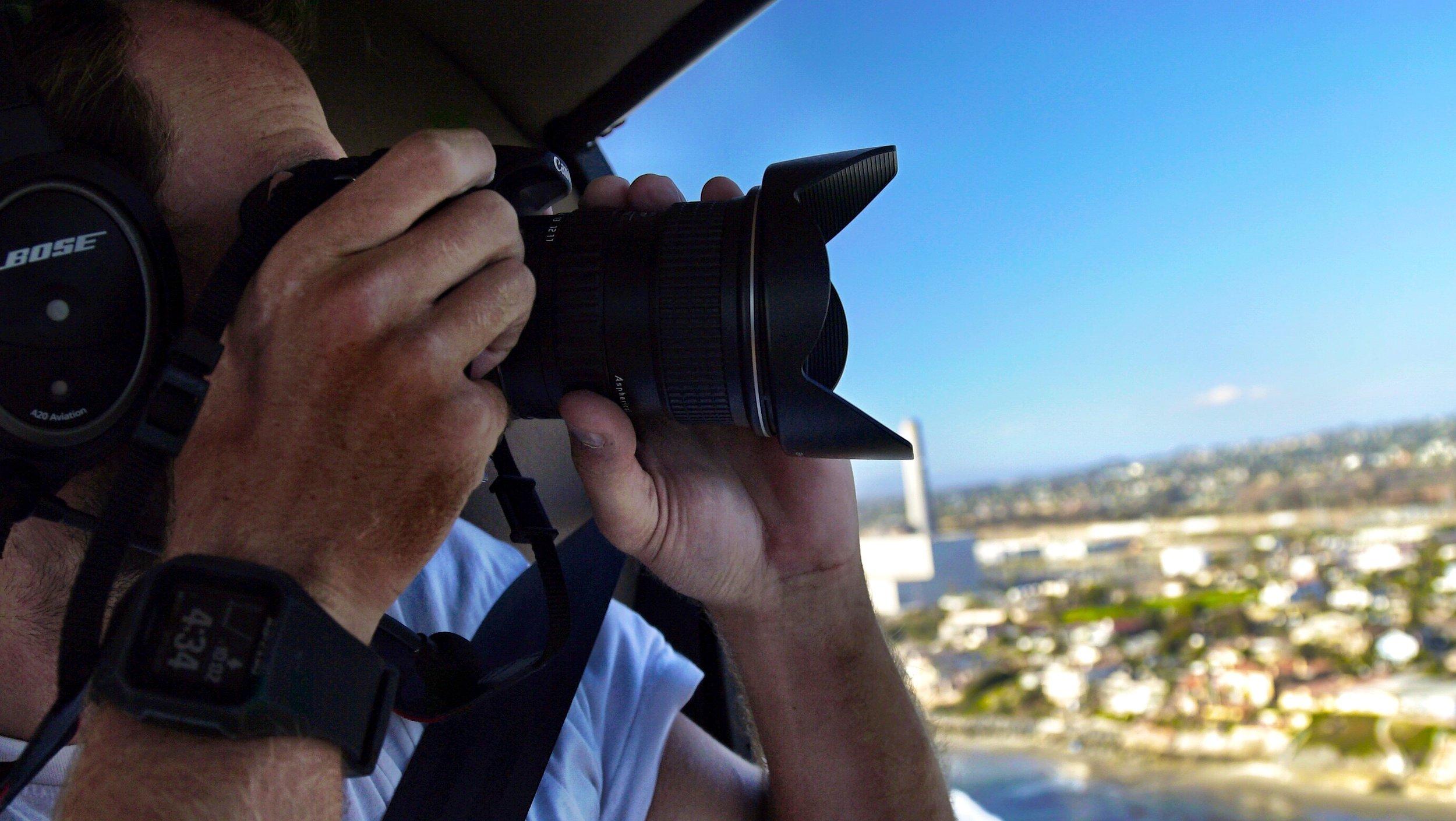San Diego Aerial Photography