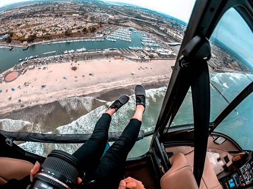 San Diego County Helicopter Ride