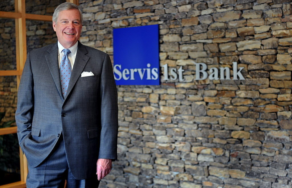 """AMERICAN BANKER: SERVISFIRST BANCSHARES      """"SERVISFIRST HIRES FORMER BAY CITIES CEO TO ENTER TAMPA MARKET"""""""
