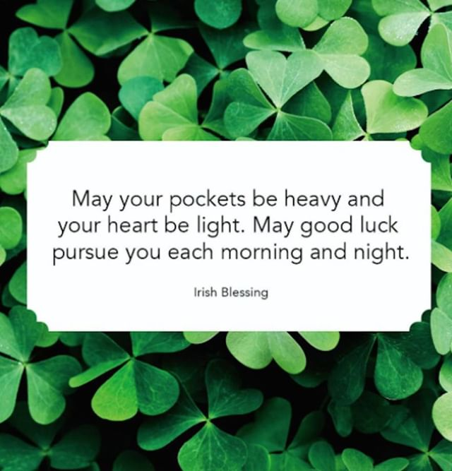 Happy St. Patrick's Day from KCP! May the luck of the Irish be with you today and always 💚