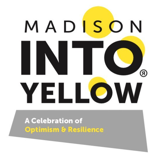 Hey, @ilovemadisonnj ... we're back and better than ever! Mark your calendars for our annual town-wide celebration of Optimism & Resilience in honor of National Mental Health Month, May 4 - 11. www.intoyellow.com/Madison for details! #madisonintoyellow