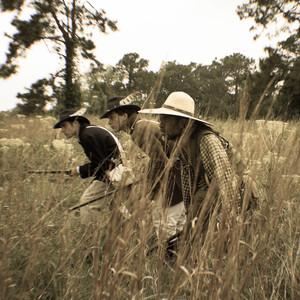 The prairie helped Texians at San Jacinto  Photo by Jaime González