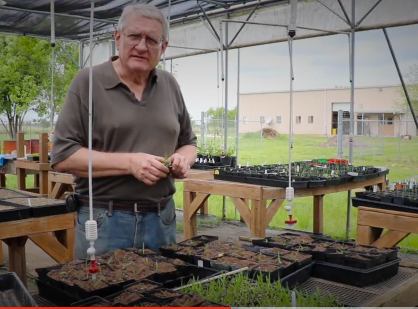 Wally T. Ward, Katy Prairie Conservancy