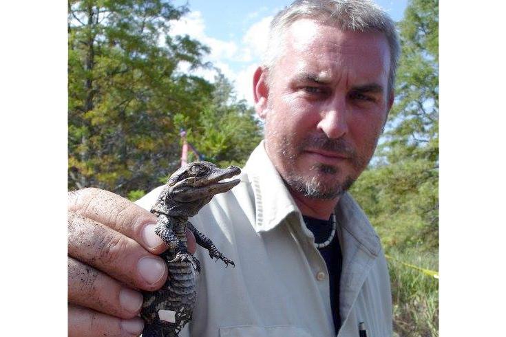 Kelly Norrid, TPWD Biologist