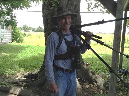 Chuck Duplant, Volunteer