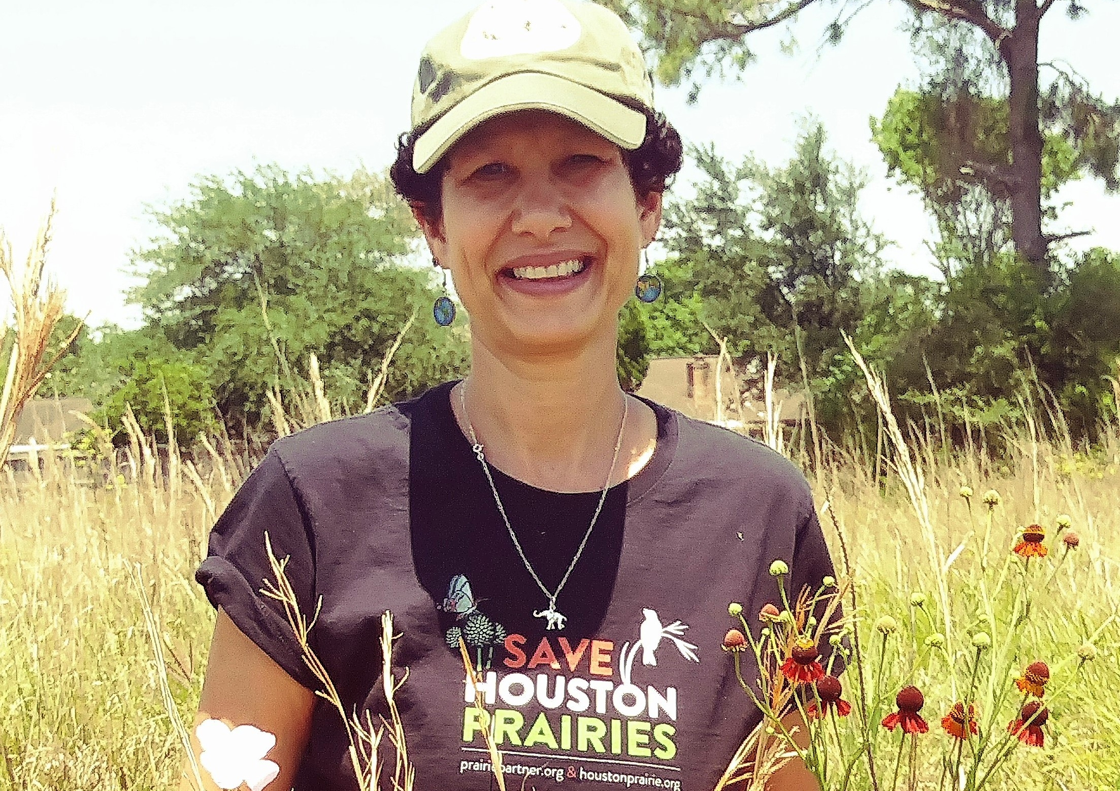Della Barbato, Native Prairies Association of Texas