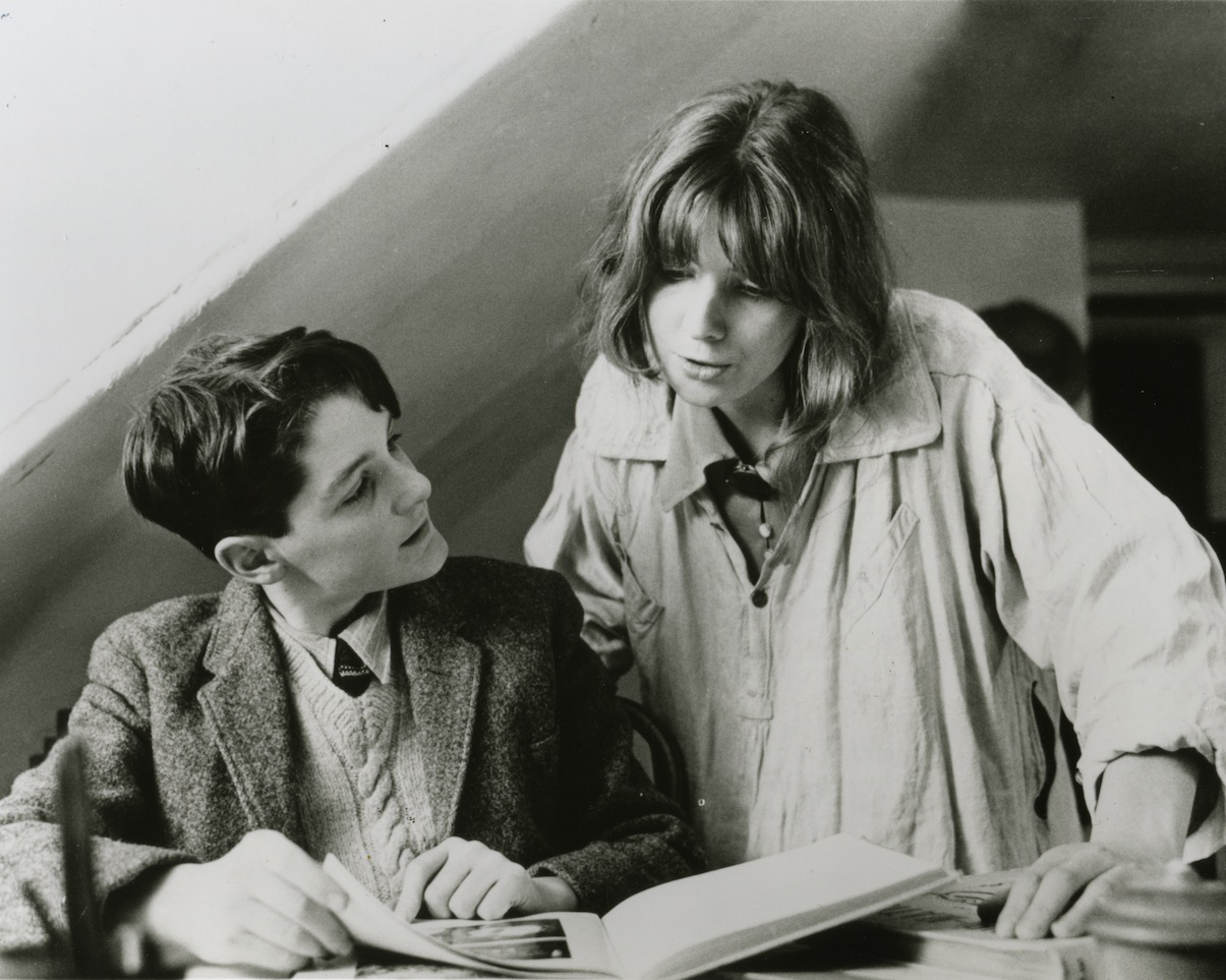 Still from  Every Picture Tells a Story, 1983
