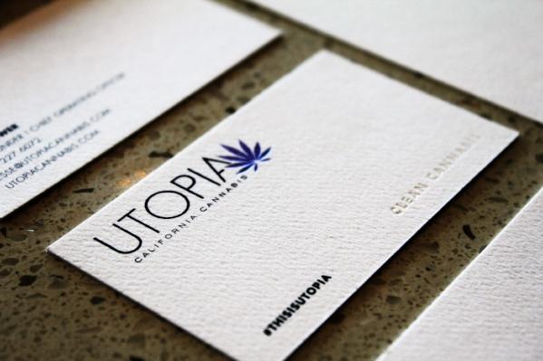 Utopia Farms - New Branding