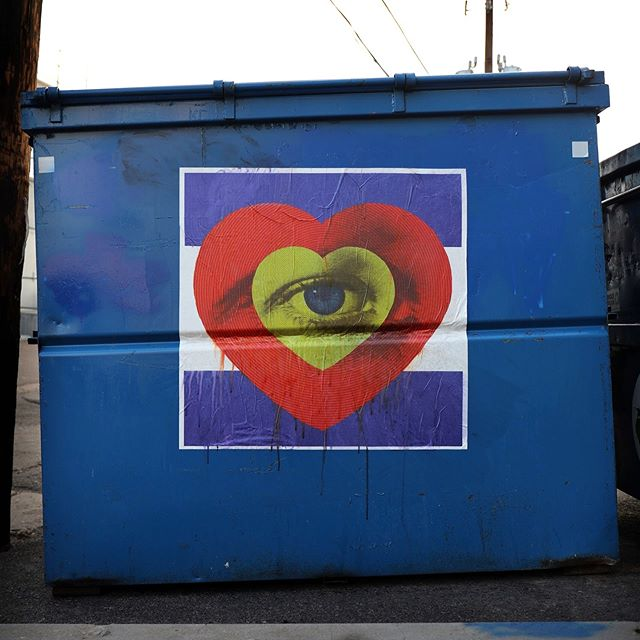 If your eyes dwell in your heart; then your inner voice will be your congenial guide. Art by @kokonofilter #Denver