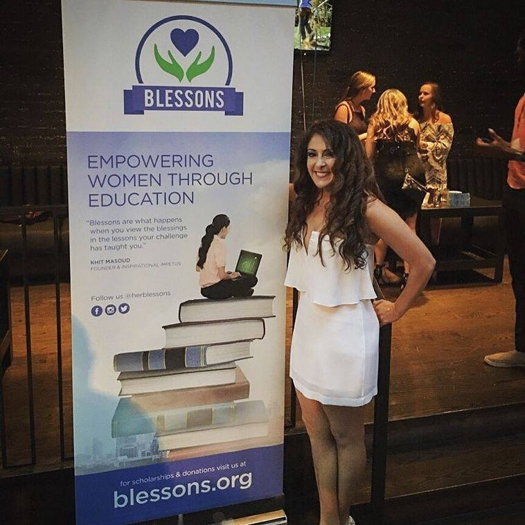 Blessons Debut - Blessons, NFP was established in July 2016 and launched to the public in August 2016.