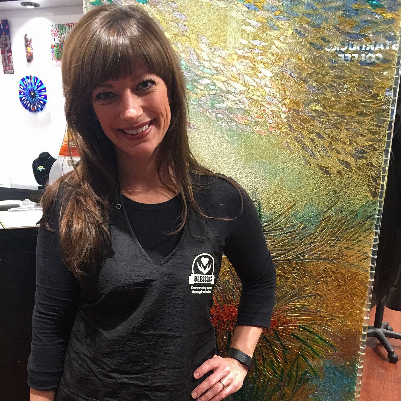 Keara with XEX Hair Gallery