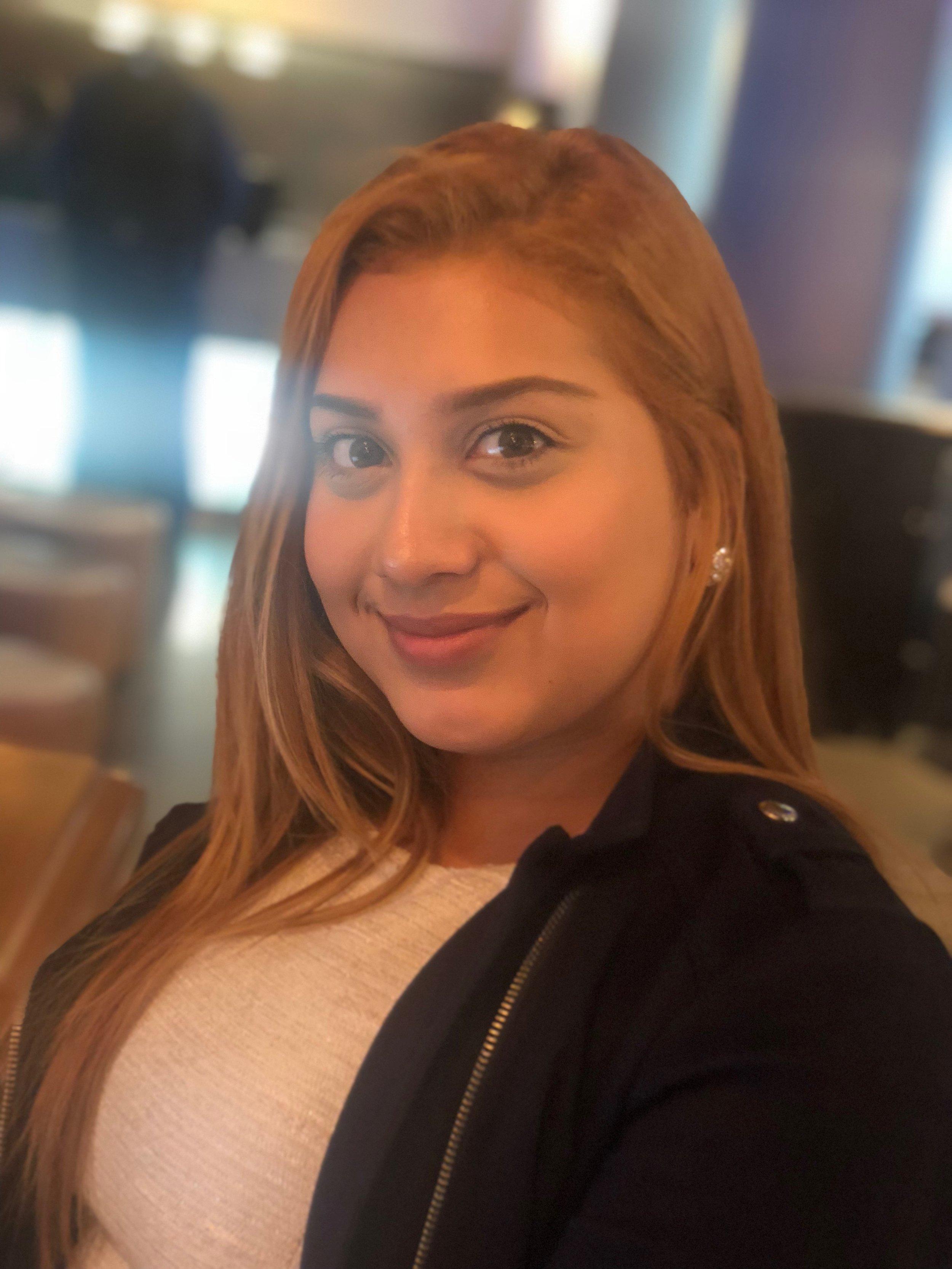 gladys ANDRADE - PR & MARKETING  intern - COLUMBIA COLLEGE, CHICAGO