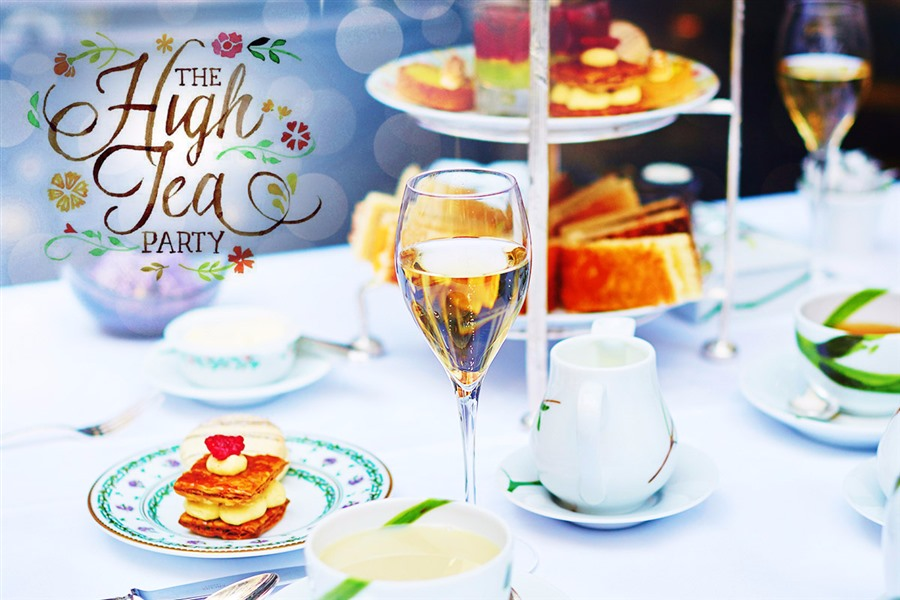 Blessons High Tea & Networking Event - Sunday, Aug. 11th, 2019 1pm-3pm