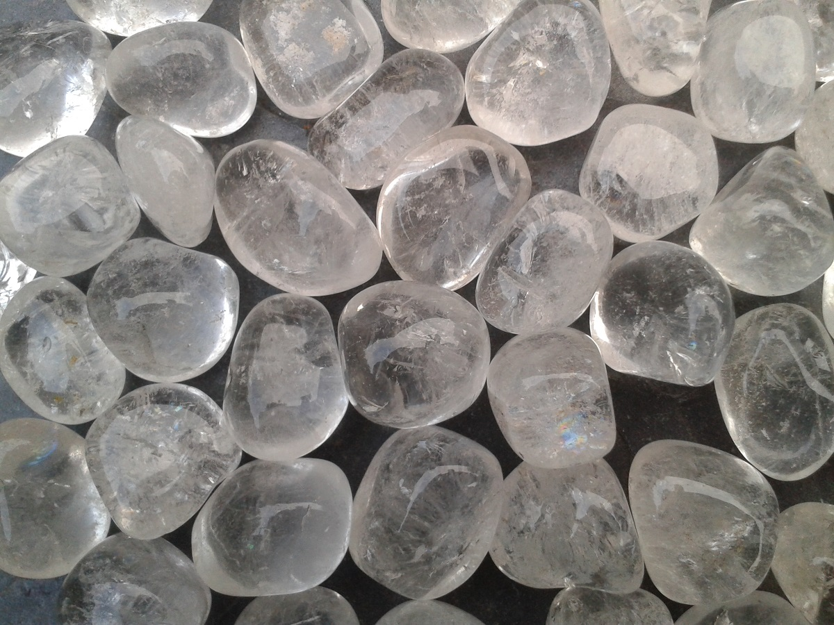 QUARTZ - for clarity, balance and overall wellbeing,nd alignment