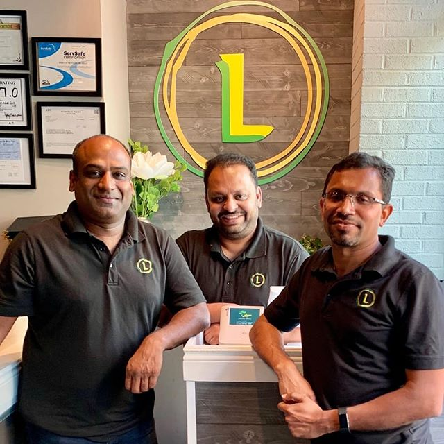 Our July Merchant of the Month is @limeandlemongrill! Click on our profile link to find out more about their flavorful Indian cuisine, amazing cocktail menu, and how this new spot on 9th is all about about friends and family. . Thanks to @kvcreativecontent for another great feature!
