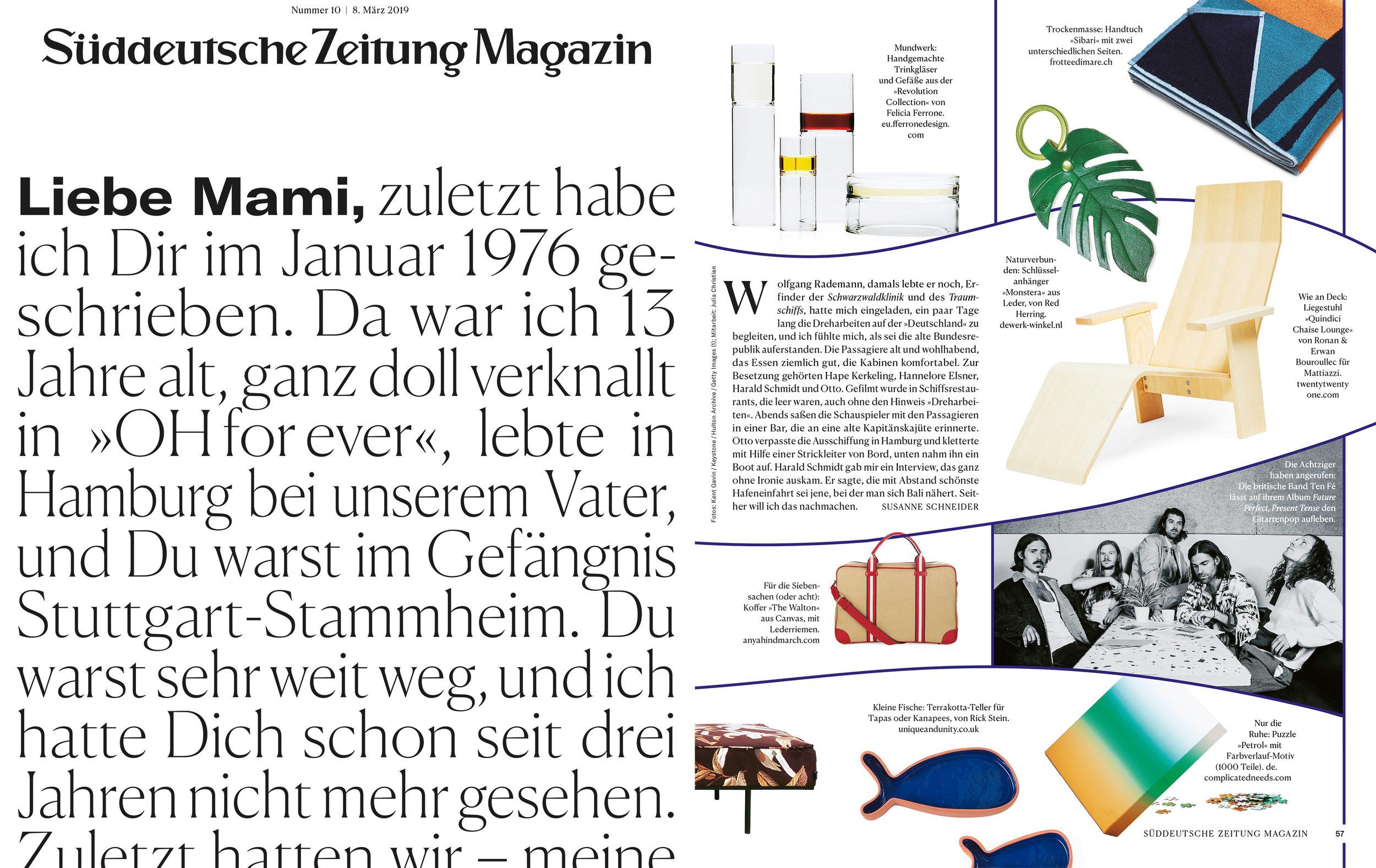 SZ Magazin – Nr. 10, März 2019